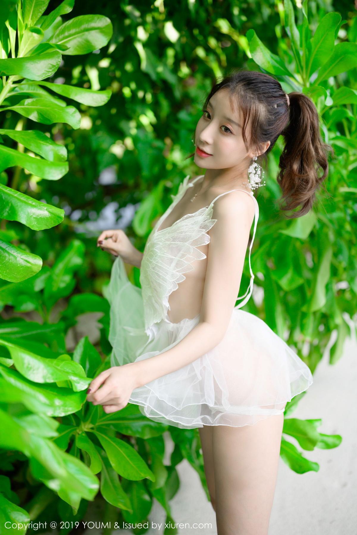 [Huayang] Vol.191 Duan Xiao Hui 5P, Beach, Duan Xiao Hui, HuaYang, Underwear