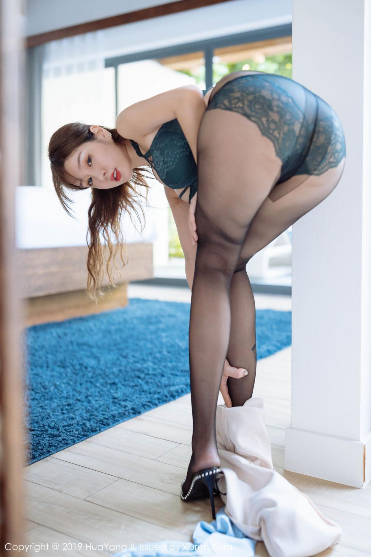 [Huayang] Vol.192 Wang Yu Chun 26P, HuaYang, Underwear, Uniform, Wang Yu Chun