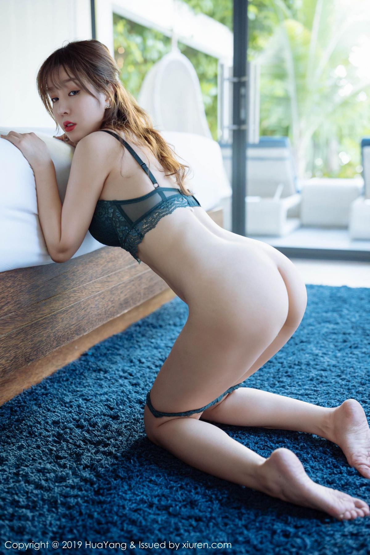 [Huayang] Vol.192 Wang Yu Chun 43P, HuaYang, Underwear, Uniform, Wang Yu Chun