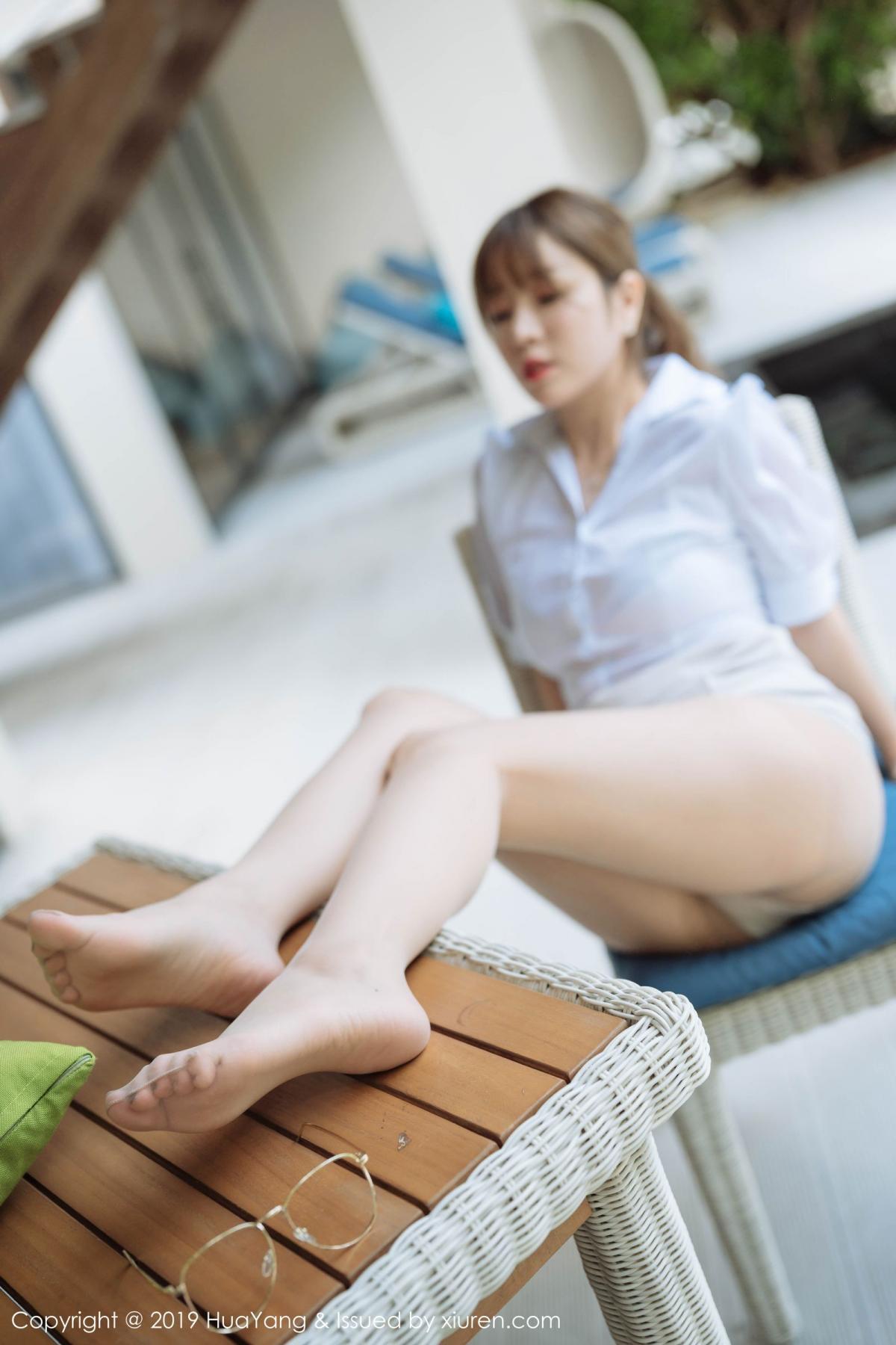 [Huayang] Vol.195 Wang Yu Chun 52P, Foot, HuaYang, Uniform, Wang Yu Chun