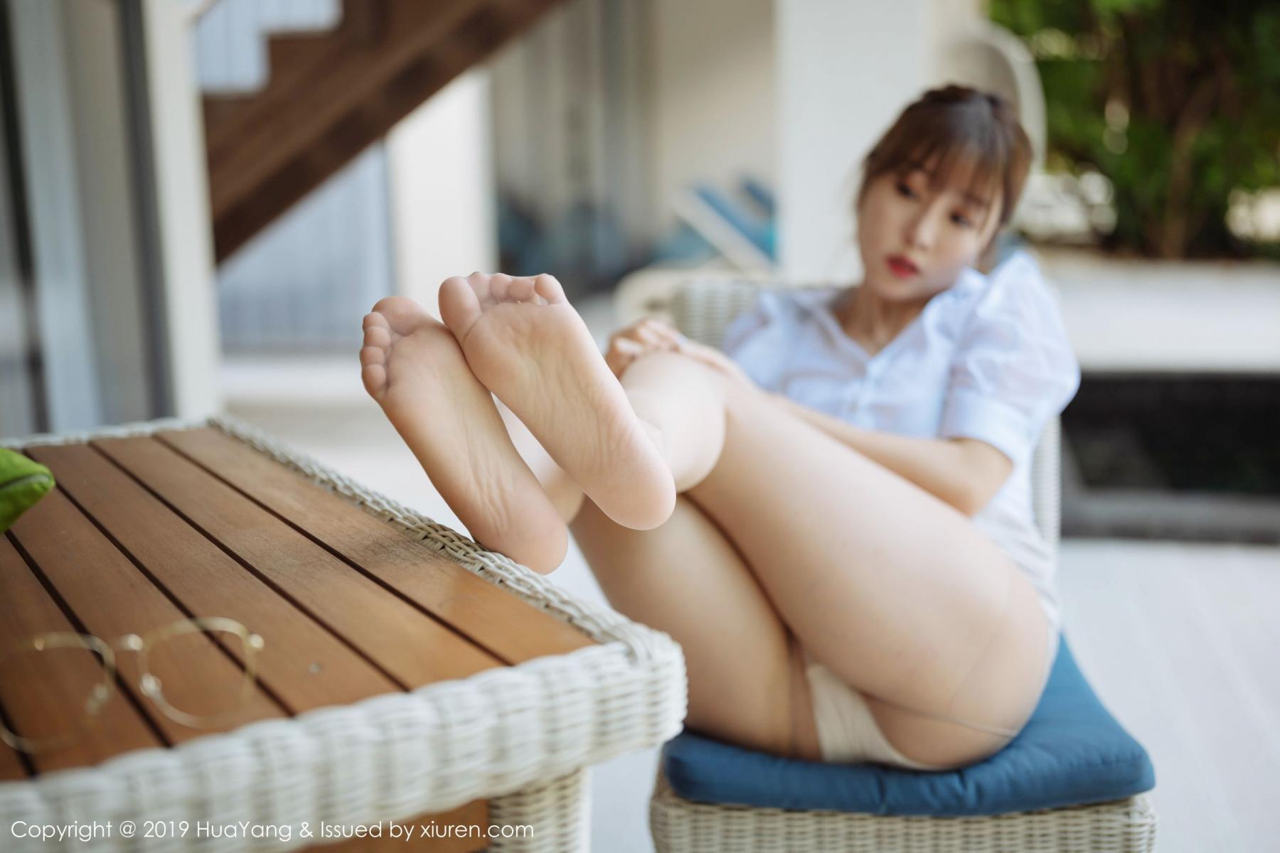 [Huayang] Vol.195 Wang Yu Chun 64P, Foot, HuaYang, Uniform, Wang Yu Chun