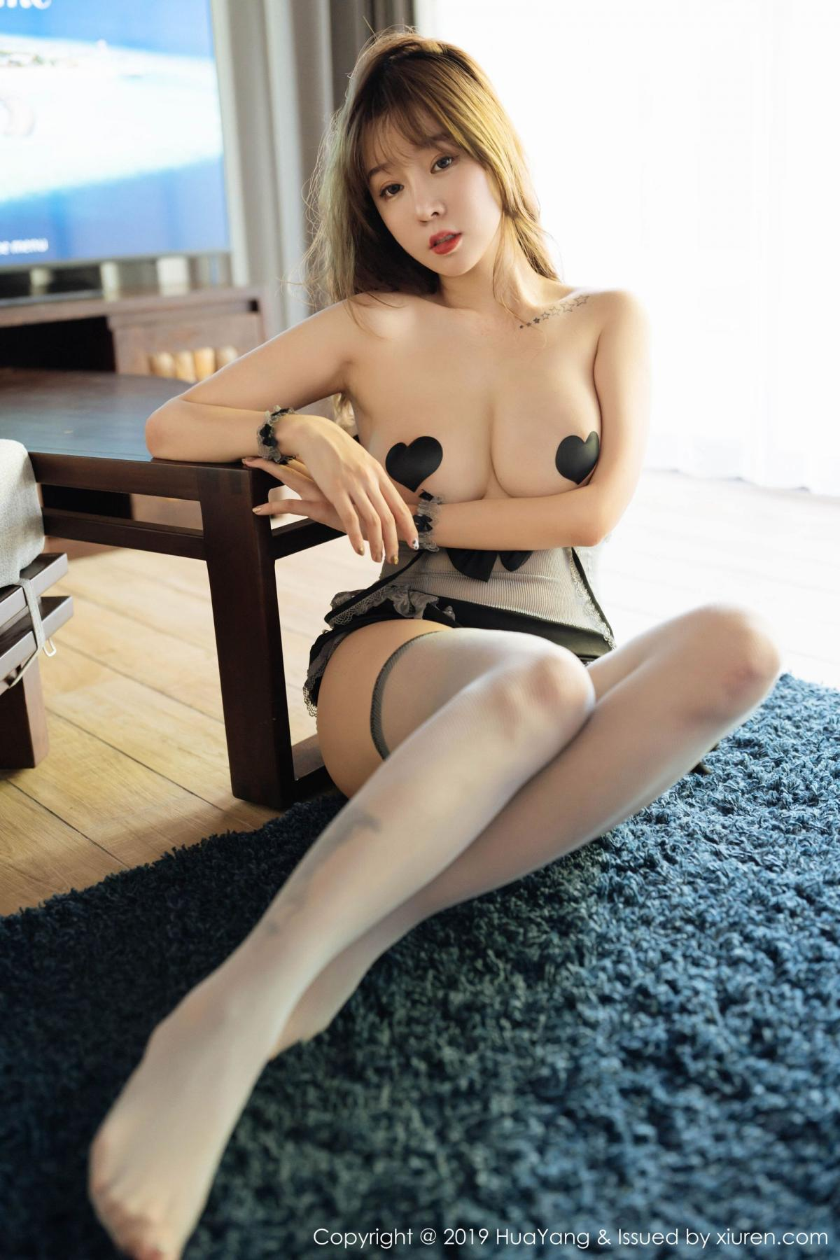 [Huayang] Vol.196 Wang Yu Chun 1P, HuaYang, Underwear, Wang Yu Chun