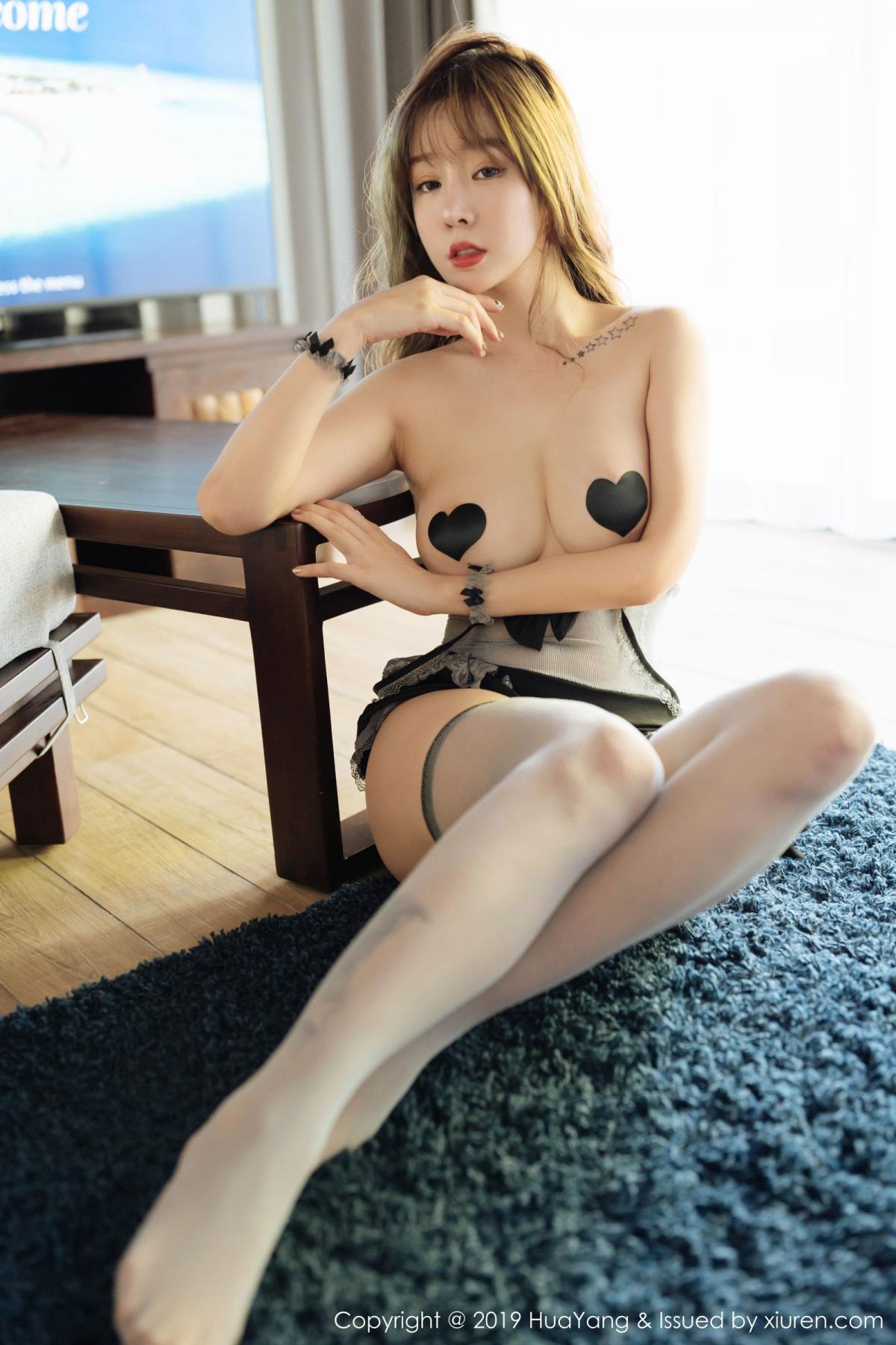 [Huayang] Vol.196 Wang Yu Chun 39P, HuaYang, Underwear, Wang Yu Chun