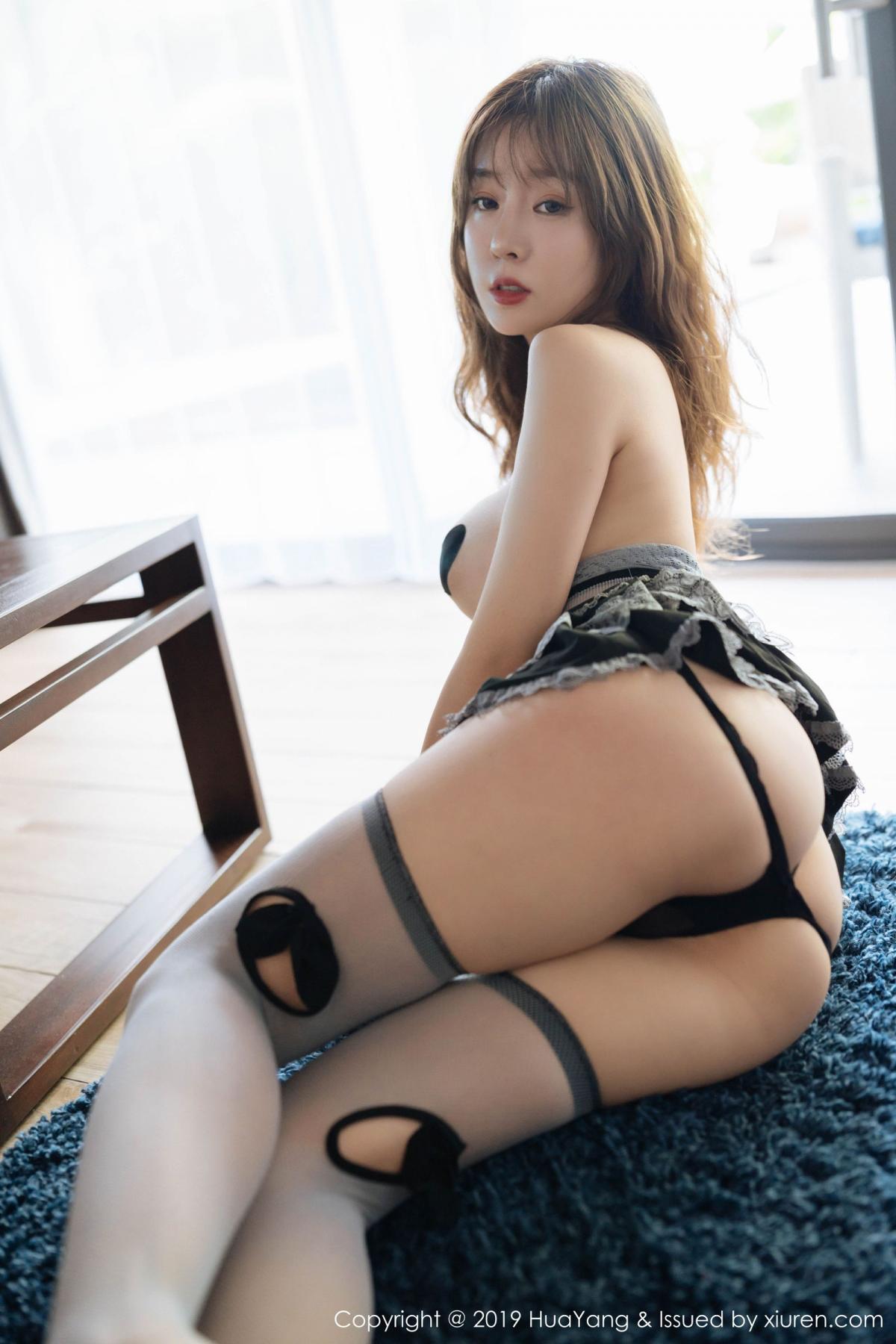 [Huayang] Vol.196 Wang Yu Chun 49P, HuaYang, Underwear, Wang Yu Chun