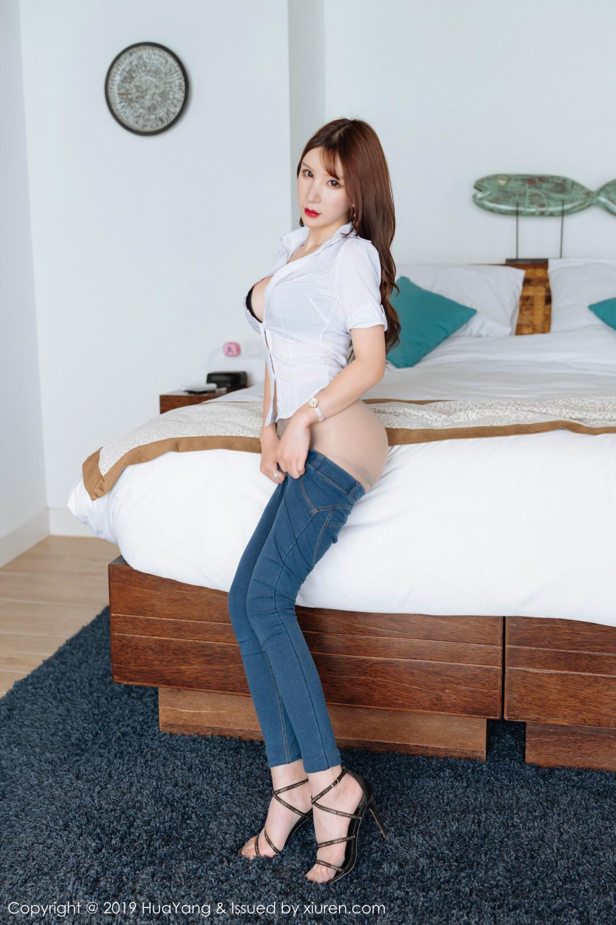 [Huayang] Vol.197 Zhou Yu Xi 47P, HuaYang, Zhou Yu Xi