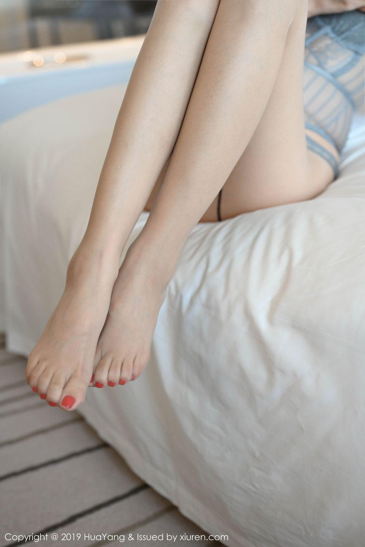 [Huayang] Vol.201 Fu Yi Xuan 54P, Fu Yi Xuan, HuaYang, Temperament, Underwear