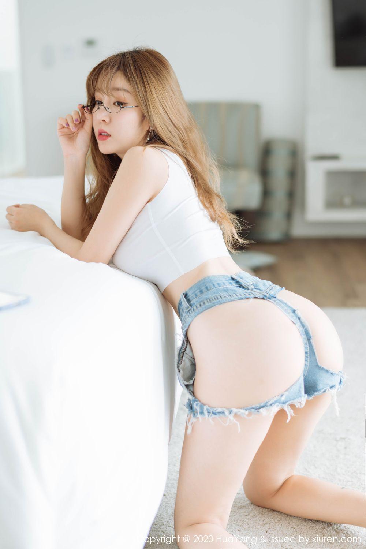 [Huayang] Vol.210 Wang Yu Chun 27P, Big Booty, HuaYang, Wang Yu Chun