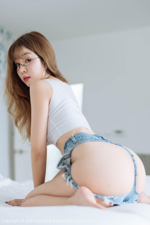 [Huayang] Vol.210 Wang Yu Chun 38P, Big Booty, HuaYang, Wang Yu Chun