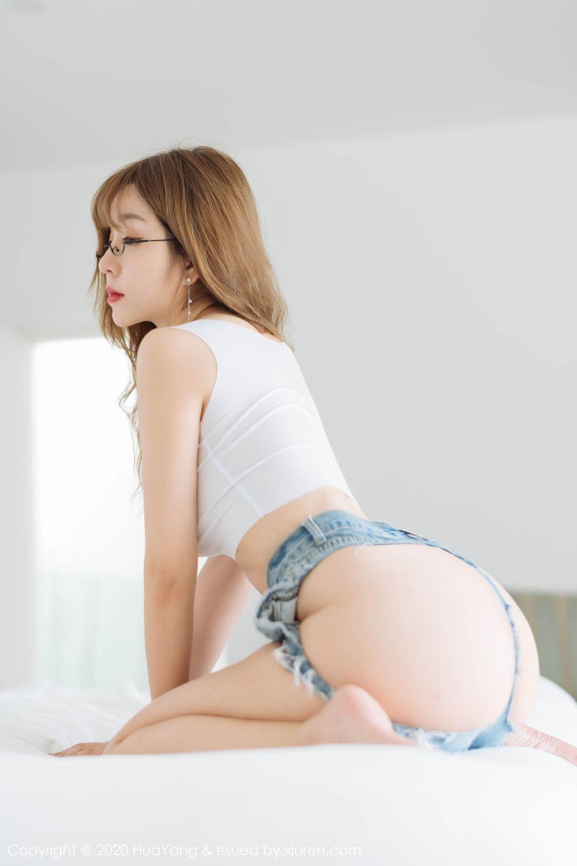 [Huayang] Vol.210 Wang Yu Chun 39P, Big Booty, HuaYang, Wang Yu Chun