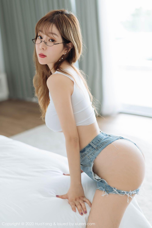 [Huayang] Vol.210 Wang Yu Chun 52P, Big Booty, HuaYang, Wang Yu Chun
