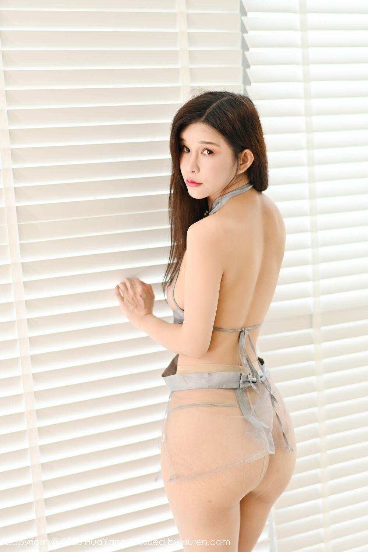 [Huayang] Vol.213 Chun Xiao Xi 4P, Chun Xiao Xi, HuaYang, Underwear