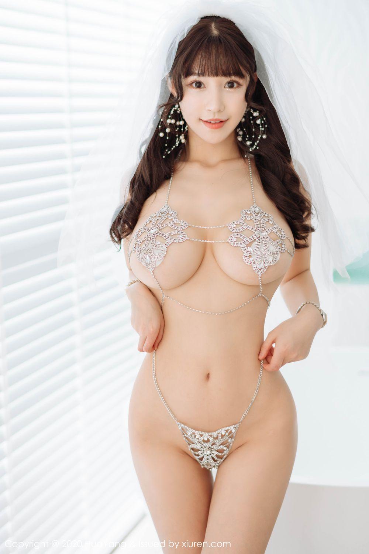 [Huayang] Vol.214 Zhu Ke Er 10P, HuaYang, Underwear, Zhu Ke Er
