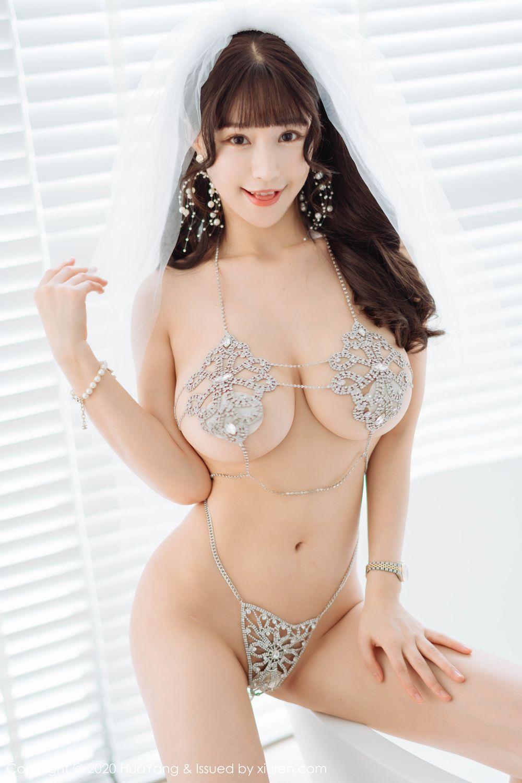 [Huayang] Vol.214 Zhu Ke Er 13P, HuaYang, Underwear, Zhu Ke Er