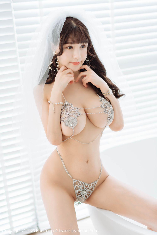 [Huayang] Vol.214 Zhu Ke Er 23P, HuaYang, Underwear, Zhu Ke Er