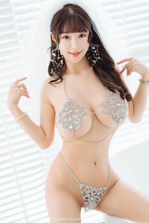 [Huayang] Vol.214 Zhu Ke Er 24P, HuaYang, Underwear, Zhu Ke Er