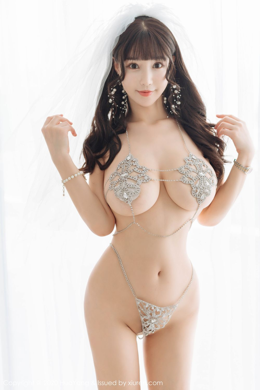 [Huayang] Vol.214 Zhu Ke Er 32P, HuaYang, Underwear, Zhu Ke Er