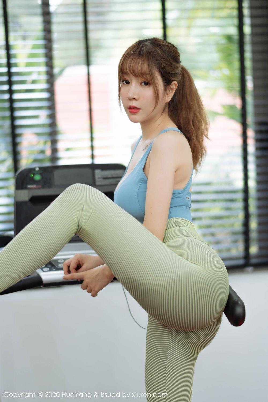 [Huayang] Vol.218 Wang Yu Chun 13P, Big Booty, HuaYang, Wang Yu Chun