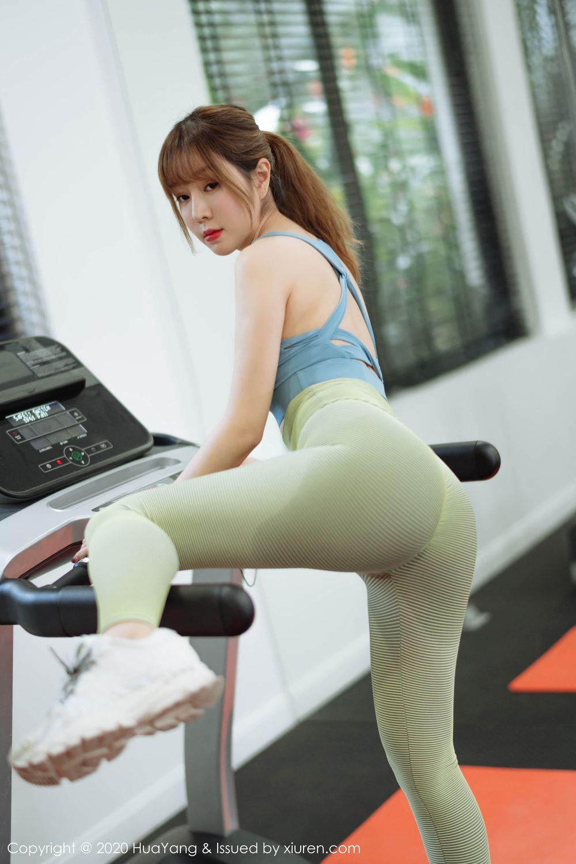 [Huayang] Vol.218 Wang Yu Chun 20P, Big Booty, HuaYang, Wang Yu Chun