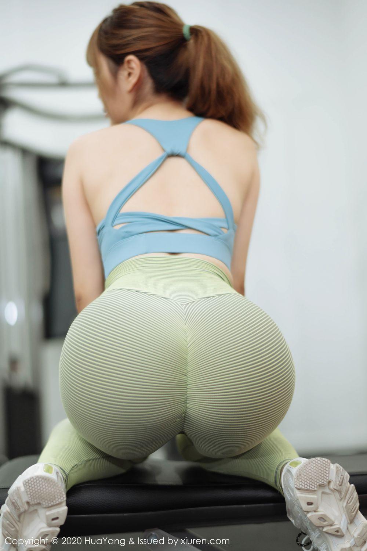 [Huayang] Vol.218 Wang Yu Chun 36P, Big Booty, HuaYang, Wang Yu Chun