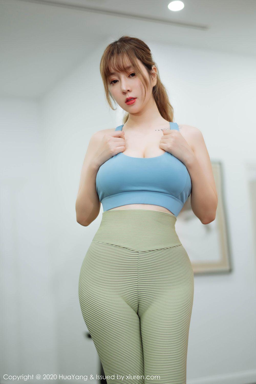 [Huayang] Vol.218 Wang Yu Chun 40P, Big Booty, HuaYang, Wang Yu Chun
