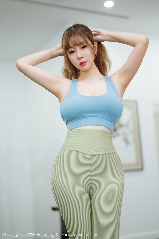 [Huayang] Vol.218 Wang Yu Chun 41P, Big Booty, HuaYang, Wang Yu Chun