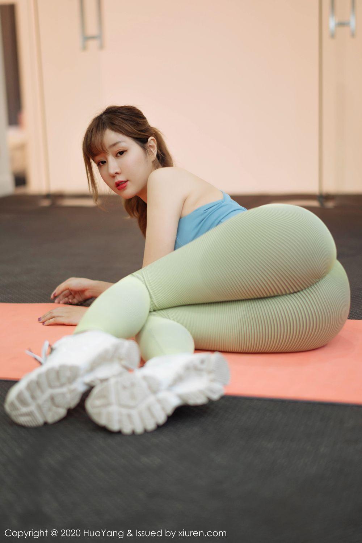 [Huayang] Vol.218 Wang Yu Chun 48P, Big Booty, HuaYang, Wang Yu Chun