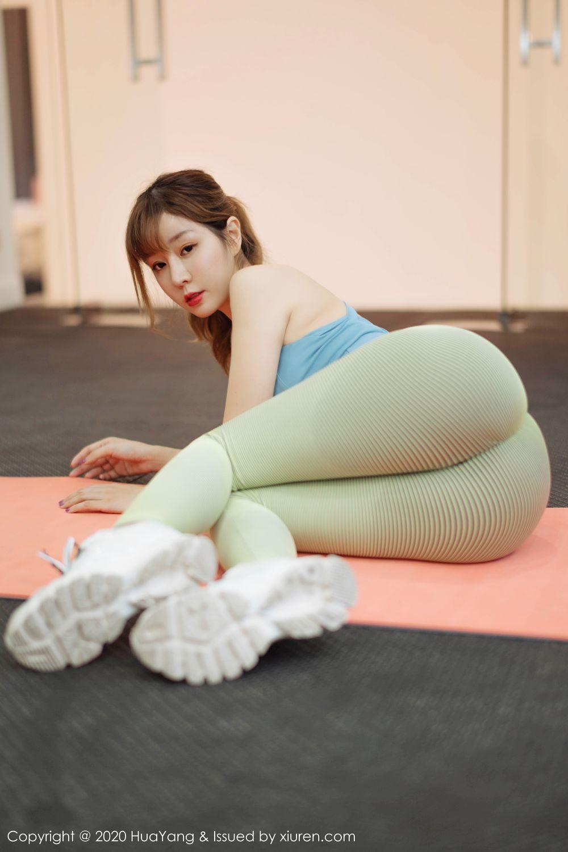 [Huayang] Vol.218 Wang Yu Chun 4P, Big Booty, HuaYang, Wang Yu Chun