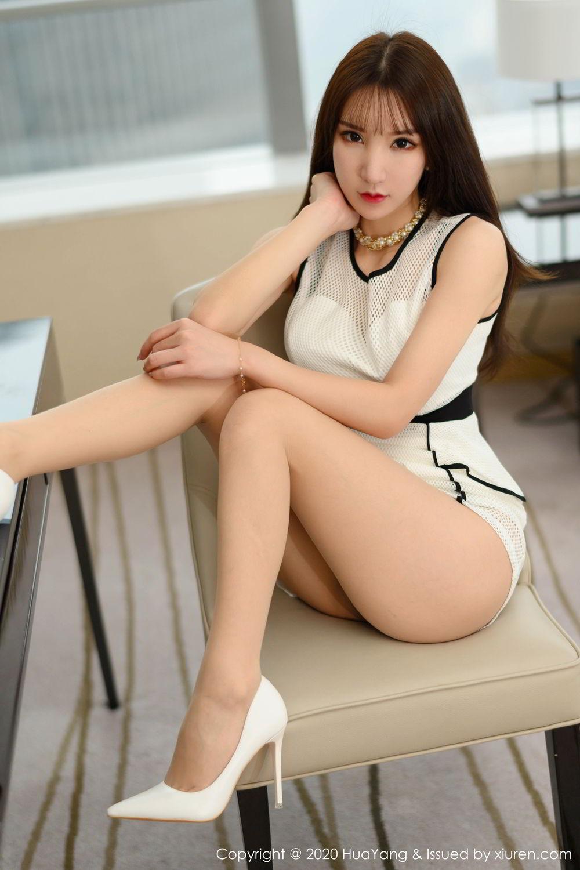 [Huayang] Vol.219 Zhou Yu Xi 19P, HuaYang, Tall, Uniform, Zhou Yu Xi