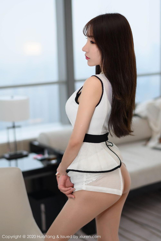 [Huayang] Vol.219 Zhou Yu Xi 34P, HuaYang, Tall, Uniform, Zhou Yu Xi