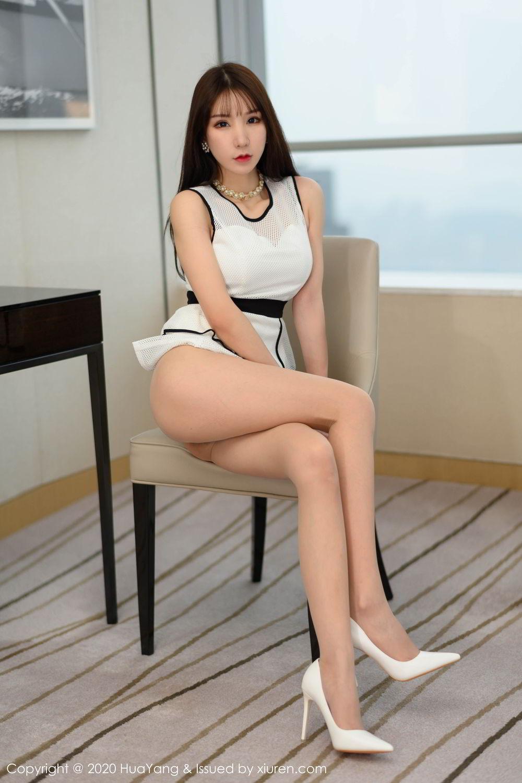 [Huayang] Vol.219 Zhou Yu Xi 38P, HuaYang, Tall, Uniform, Zhou Yu Xi