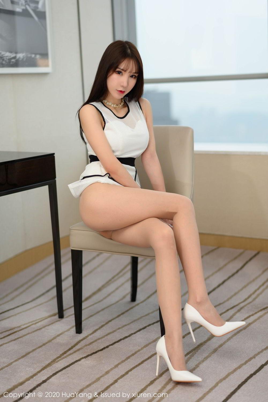 [Huayang] Vol.219 Zhou Yu Xi 39P, HuaYang, Tall, Uniform, Zhou Yu Xi