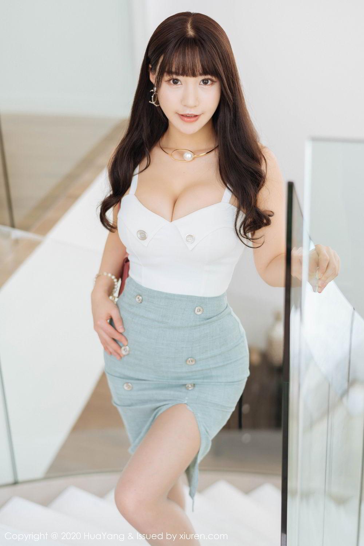 [Huayang] Vol.226 Zhu Ke Er 11P, HuaYang, Underwear, Zhu Ke Er