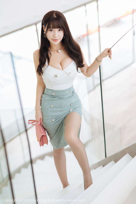 [Huayang] Vol.226 Zhu Ke Er 12P, HuaYang, Underwear, Zhu Ke Er