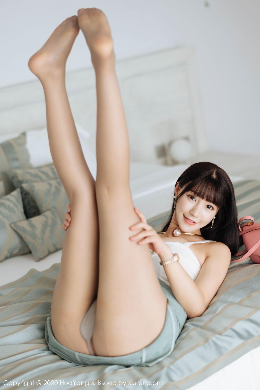 [Huayang] Vol.226 Zhu Ke Er 1P, HuaYang, Underwear, Zhu Ke Er
