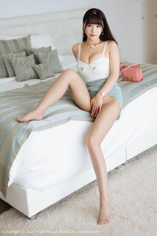 [Huayang] Vol.226 Zhu Ke Er 22P, HuaYang, Underwear, Zhu Ke Er