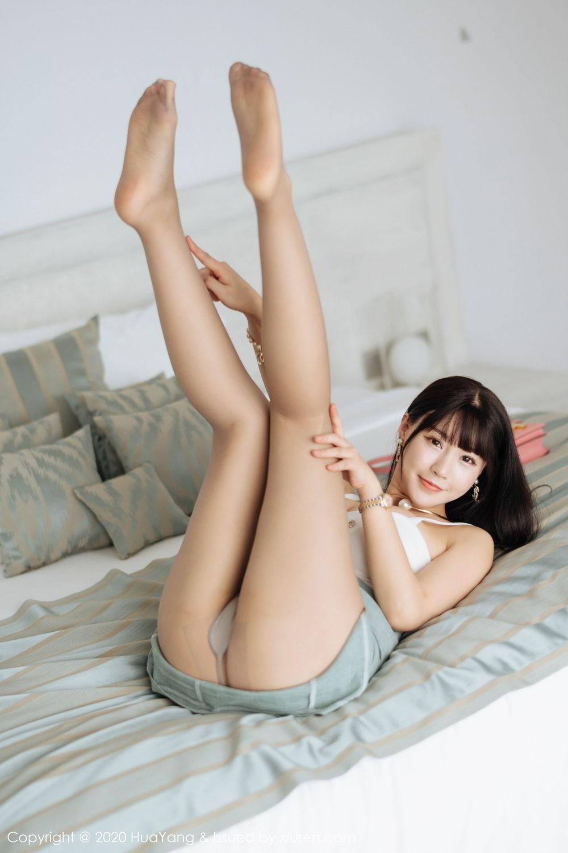 [Huayang] Vol.226 Zhu Ke Er 26P, HuaYang, Underwear, Zhu Ke Er