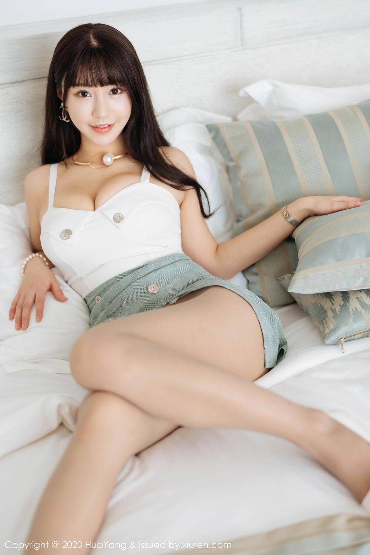 [Huayang] Vol.226 Zhu Ke Er 37P, HuaYang, Underwear, Zhu Ke Er