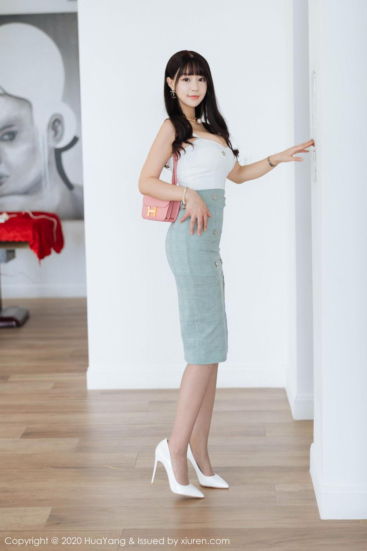 [Huayang] Vol.226 Zhu Ke Er 7P, HuaYang, Underwear, Zhu Ke Er