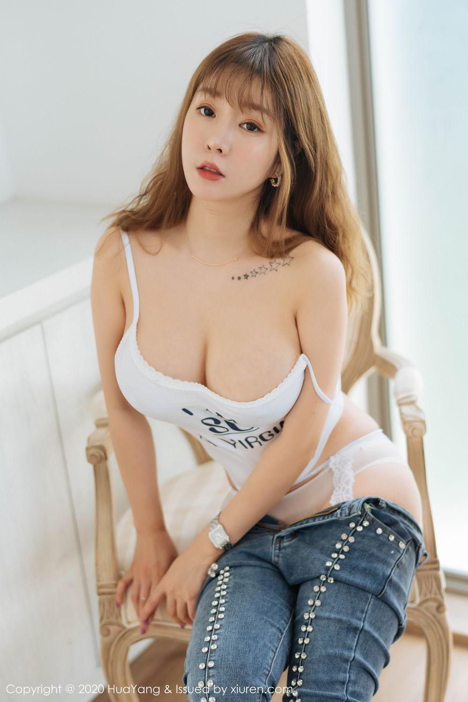 [Huayang] Vol.227 Wang Yu Chun 12P, Big Booty, HuaYang, Wang Yu Chun