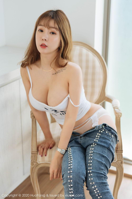 [Huayang] Vol.227 Wang Yu Chun 14P, Big Booty, HuaYang, Wang Yu Chun
