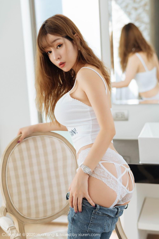 [Huayang] Vol.227 Wang Yu Chun 18P, Big Booty, HuaYang, Wang Yu Chun