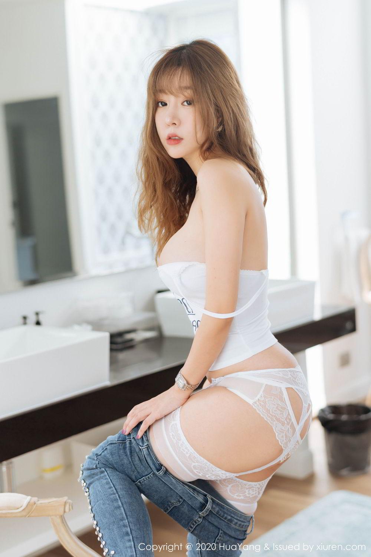 [Huayang] Vol.227 Wang Yu Chun 36P, Big Booty, HuaYang, Wang Yu Chun