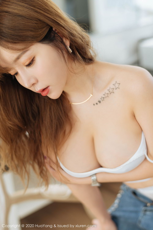 [Huayang] Vol.227 Wang Yu Chun 3P, Big Booty, HuaYang, Wang Yu Chun