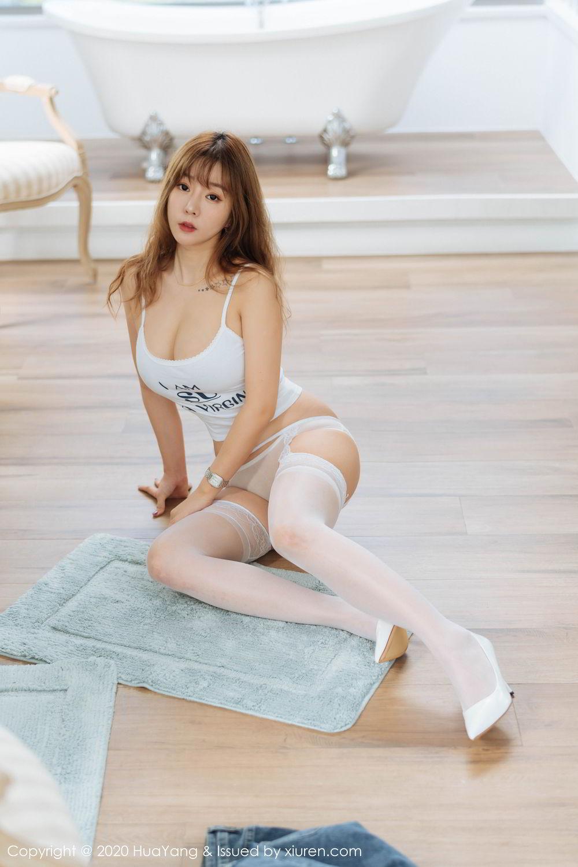 [Huayang] Vol.227 Wang Yu Chun 41P, Big Booty, HuaYang, Wang Yu Chun