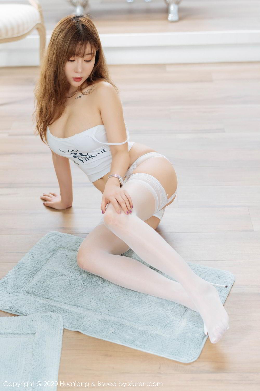 [Huayang] Vol.227 Wang Yu Chun 47P, Big Booty, HuaYang, Wang Yu Chun
