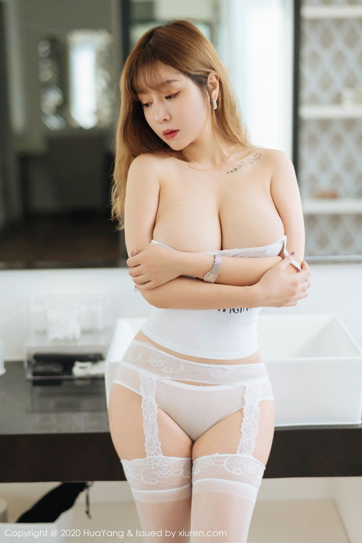 [Huayang] Vol.227 Wang Yu Chun 4P, Big Booty, HuaYang, Wang Yu Chun
