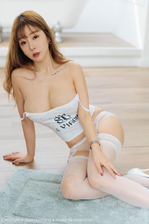 [Huayang] Vol.227 Wang Yu Chun 51P, Big Booty, HuaYang, Wang Yu Chun