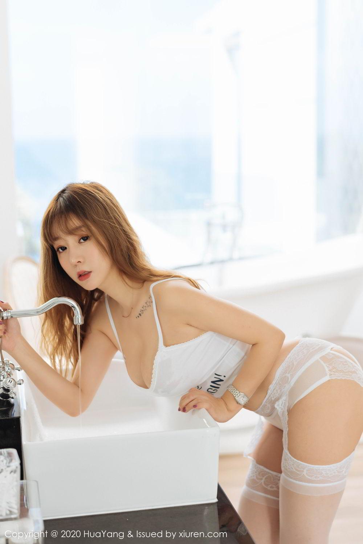 [Huayang] Vol.227 Wang Yu Chun 57P, Big Booty, HuaYang, Wang Yu Chun