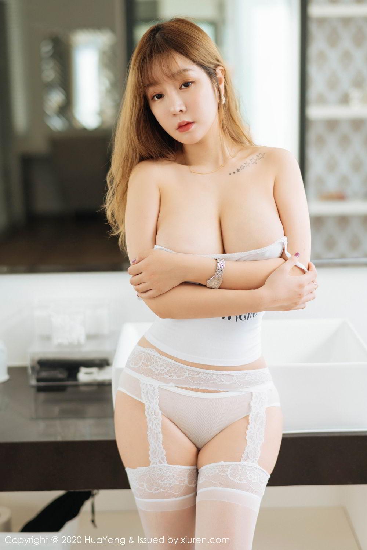 [Huayang] Vol.227 Wang Yu Chun 64P, Big Booty, HuaYang, Wang Yu Chun