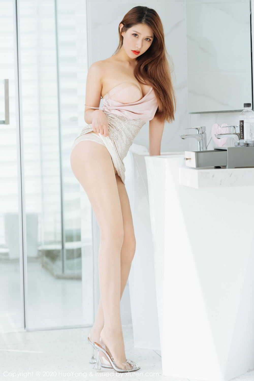 [Huayang] Vol.230 Xu An An 17P, HuaYang, Sexy, Tall, Xu An An